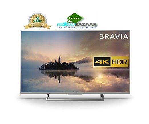 Sony Barvia 49″ W660E Smart Led TV