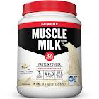 CytoSport Muscle Milk Protein Powder, Vanilla Creme - 30.9 oz canister