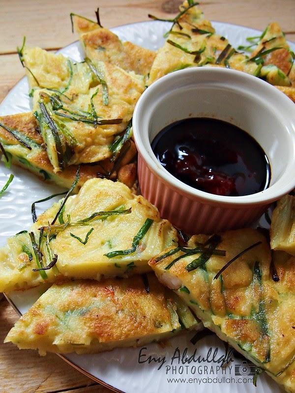 Korean Pancake Dah Cuba Pasti Nak Lagi!