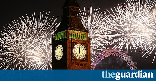 New Year's Eve countdown to take second longer than normal | UK news | The Guardian