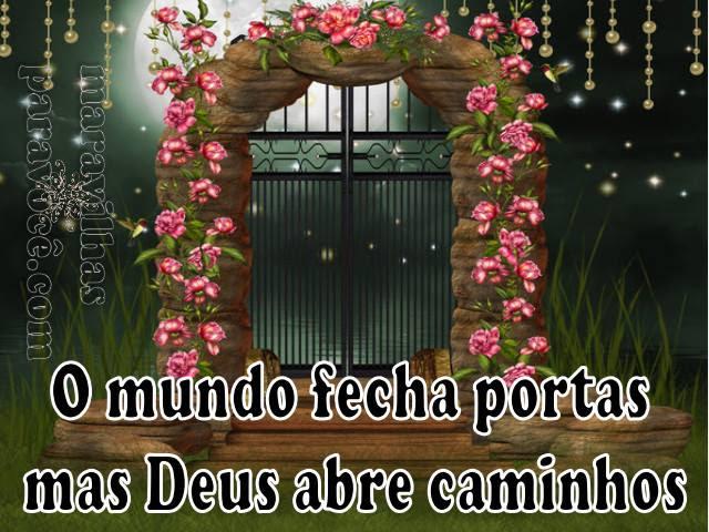 Deus Abre Portas I001