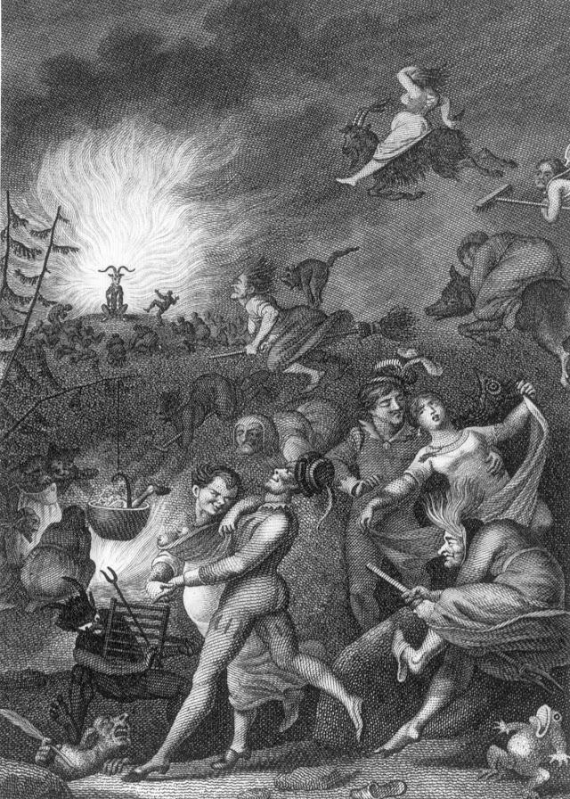 Walpurgisnacht : Walpurgisnacht Witches Night Germany