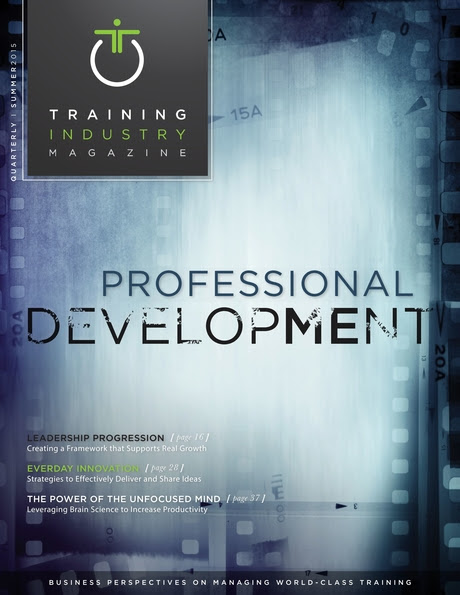 Training Industry Magazine - Summer 2015