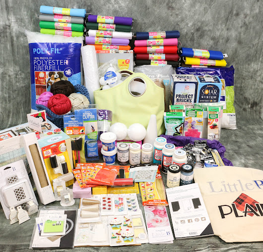 The Ultimate Craft-tastic Grand Prize Giveaway