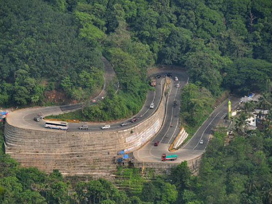 What Are Some Of The Best Ghat Roads In India?