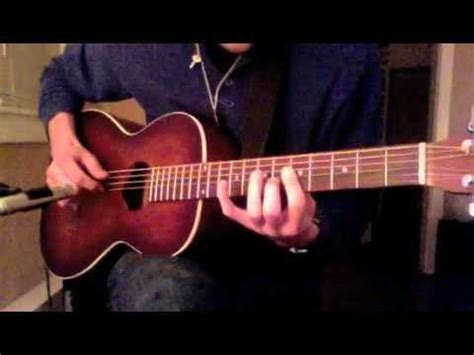 Hallelujah by Leonard Cohen   Acoustic Guitar Version