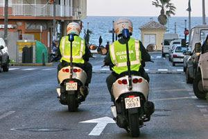 Servicio Rural en moto