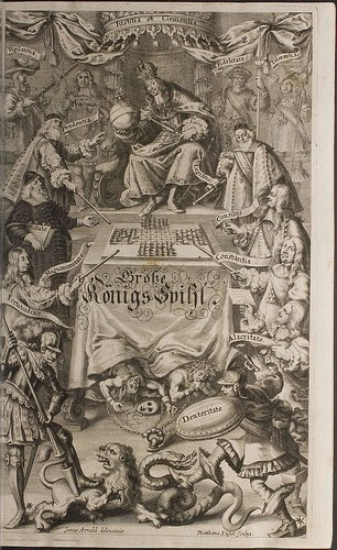 frontispiece - chess book