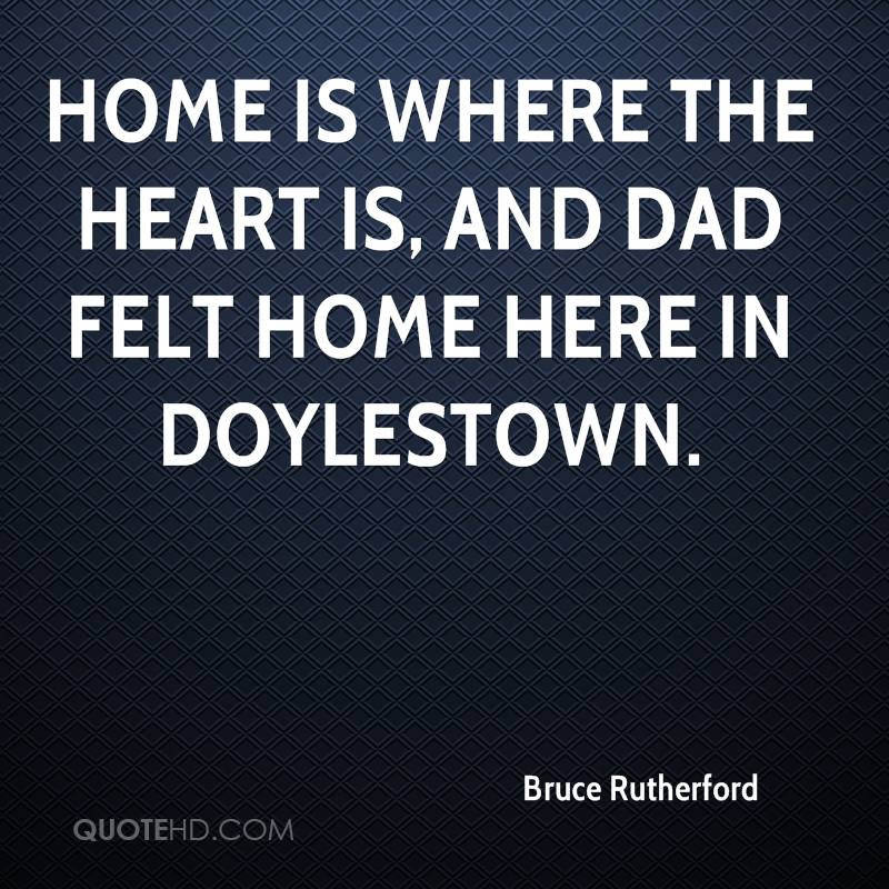 Bruce Rutherford Quotes Quotehd