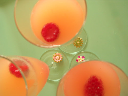 Pink Lily Drink