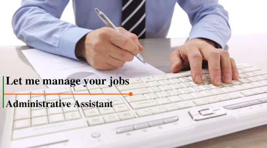 mfazlulh : I will do administrative jobs in your favor for 3 hours for $5 on www.fiverr.com