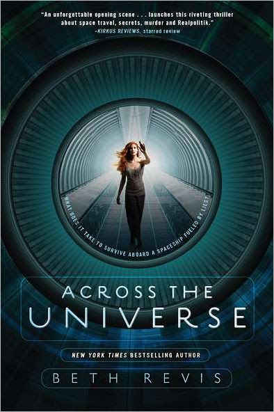 Across the Universe (Across the Universe Series #1)