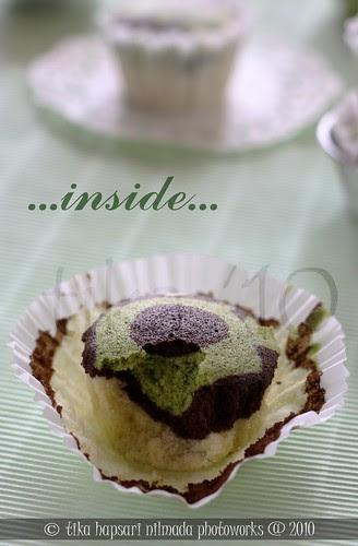 (Homemade) Steamed Cupcake