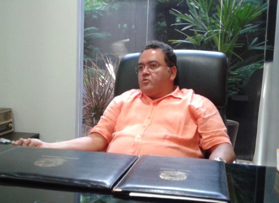 Roberto Rocha diz que grupo deve primeiro discutir estratégia em 2016 - primeiro ou segundo turno - depois discutir candidaturas