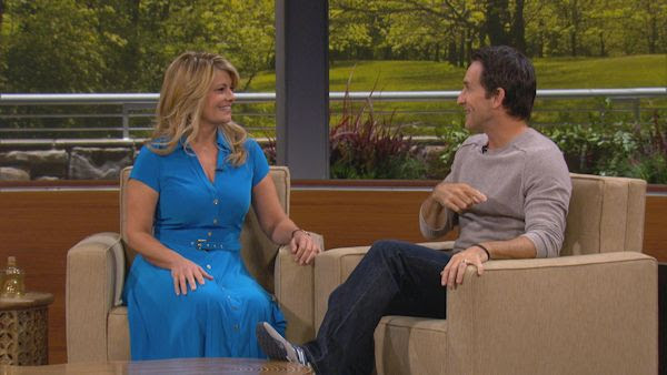 Lisa and Jeff Probst