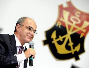 Eduardo Bandeira posse novo presidente do Flamengo (Foto: Alexandre Vidal / Fla Imagem)