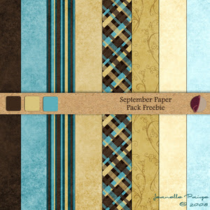 Jeanelle Paige October Free Kit