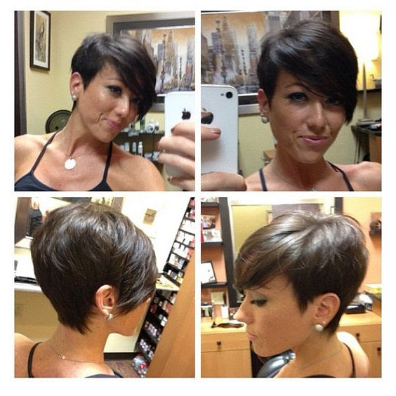 pixie cuts new short hairstyles for oval faces 1 2