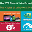 Win Two copies of Windows 8 Pro; Free uRex Video Converter and DVD Ripper from uRexsoft | AKSGEEK