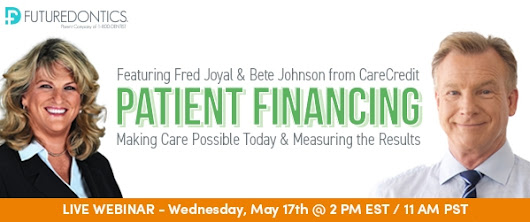 Patient Financing Made Simple and Done Smart