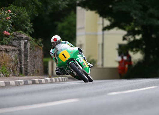 Harrison on the pace at the Classic TT while McGuinness returns to the Mountain Course - Isle of Man TT Official Website