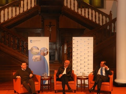 Video de la presentación del libro en Deusto Business Alumno