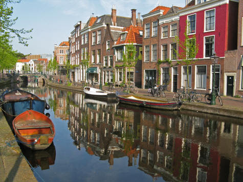 Free Online Travel Guides for the Netherlands - Holland Tourism
