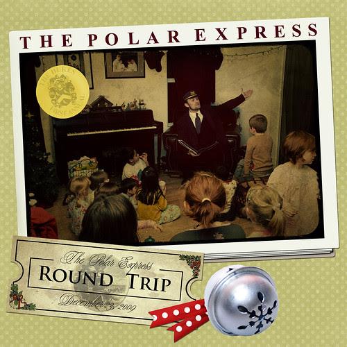 december 23 Polar Express Party