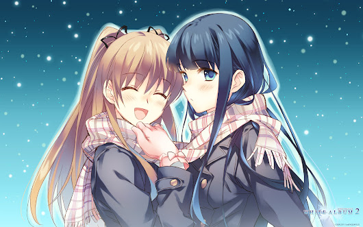 Descargar White Album 2 - BluRay 1080p por MEGA - Japan Paw!