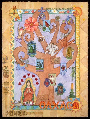 Oaxaca Tree of Life_LaFazio