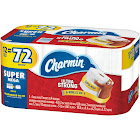 Charmin Ultra Strong Toilet Paper, Super Mega Rolls - 12 count