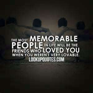 Emotional Life Quote About Memorable People In Lie Parryz Com