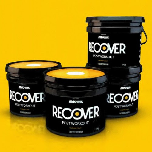 Recover Post Workout Bodybuilders by Mega Vitaminas