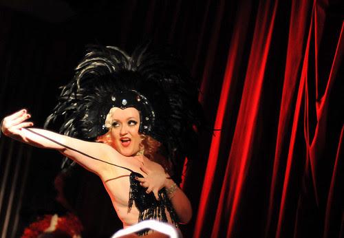 Burlesque arrives