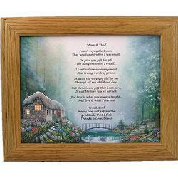 Thank You Mom and Dad Poem   FindGift.com
