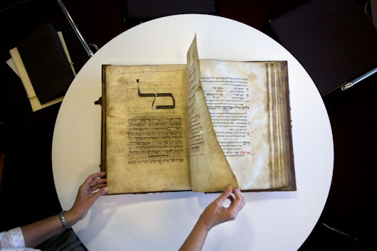 Israeli-British project makes Hebrew texts available online