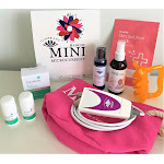 6pc Set Clareblend MINI Microcurrent Facelift with Free Fascia Massager and Mask