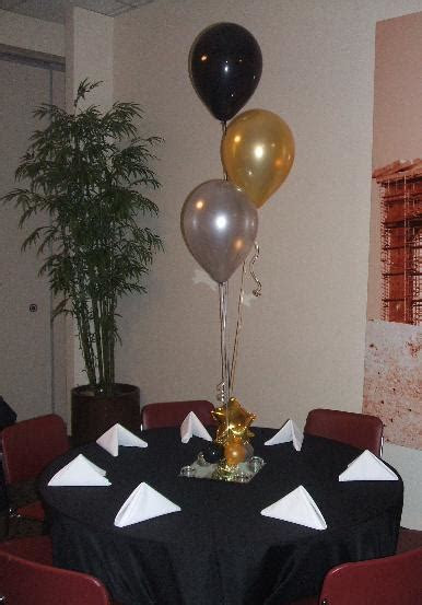 Centerpieces Balloon Bouquets, Tall Floor Bouquets