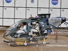 NASA helicopter drop test