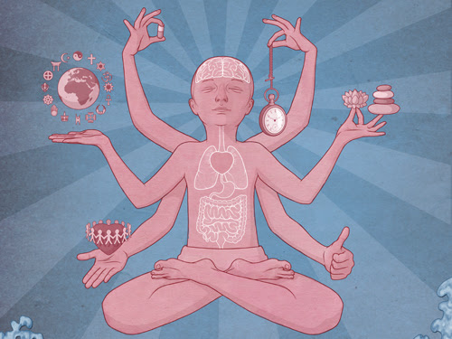 Heal thyself: The power of mind over matter