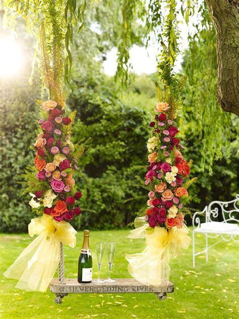 Lovely Wedding Reception Décor Swing Ideas ? WeddCeremony.Com