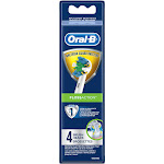 Oral-B Floss Action Replacement Brush Heads - 4 pack