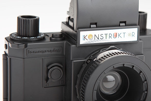 Lomography Konstruktor is the Worlds First Build It Yourself 35mm SLR konstructorclosea