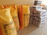 Gasabo: 200 families receive Rwf 11 million worth of food, hygiene items to mitigate coronavirus effects #rwanda #RwOT