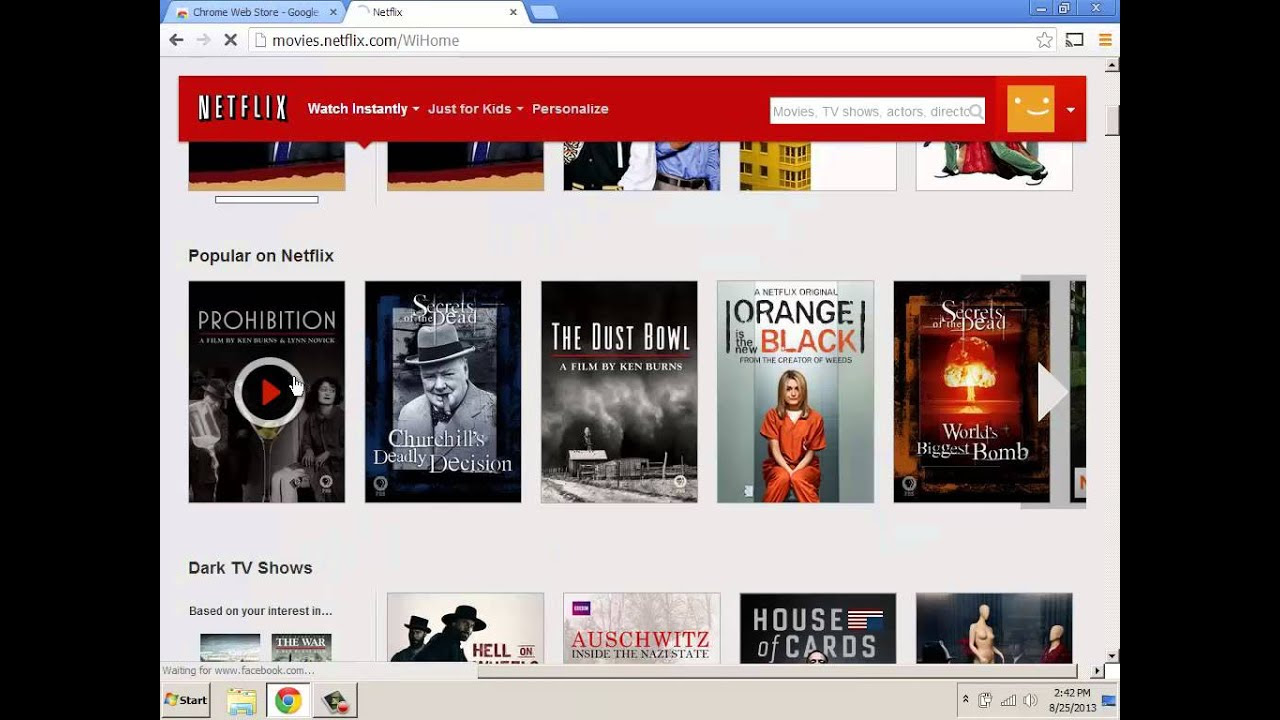 How to Stream Netflix Video on Your TV From a Laptop ...