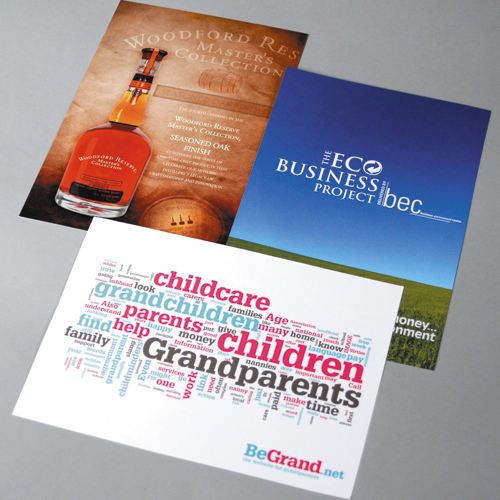 A4, A5, A6 Gloss Leaflet Printing Online. Low Prices, Free Delivery | Flyerzone