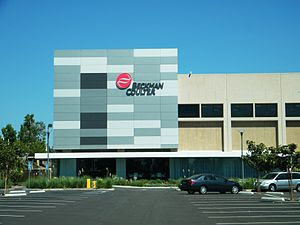 English: Beckman Coulter headquarters in Brea,...
