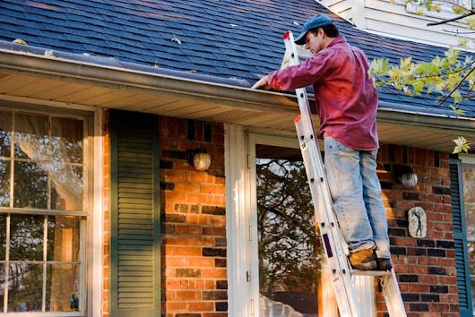 How to Fix Rain Gutters & Downspouts