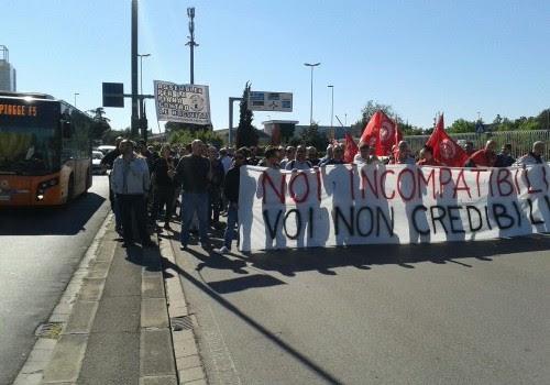 da inventati.org Riceviamo e volentieri pubblichiamo il video dello sciopero di questa mattina alla Gkn di Campi Bisenzio (Firenze) e il volantino scritto dagli stessi lavoratori Gkn per organizzare e […]