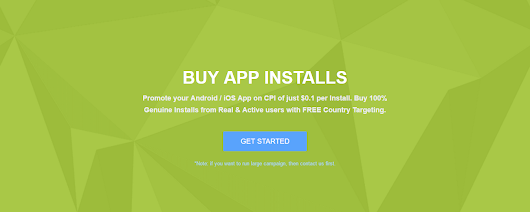 CPI Droid - Affordable App Promotion - Buy App Installs, 5 Star Ratings & Reviews, Starting at Just $0.1 per Install. Mobile Ad Network by TheSmartWare.com